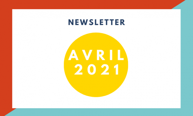 Newsletter Avril 2021